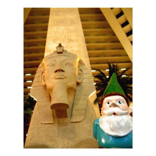 Sphinx and Sam Letterhead