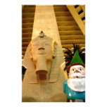Sphinx and Sam Personalized Stationery