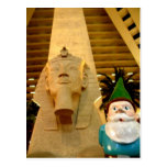 Sphinx and Sam Post Cards