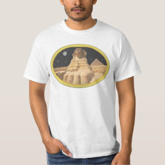 sphinx at night T-Shirt