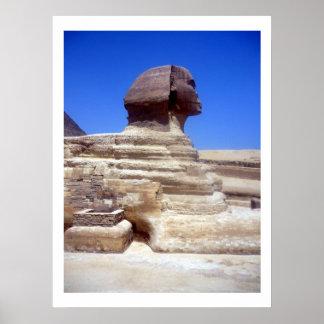 sphinx border poster