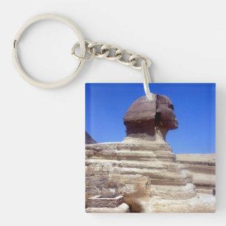 sphinx double keychain
