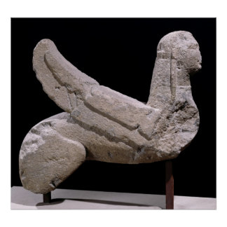 Sphinx, from Vulci Poster