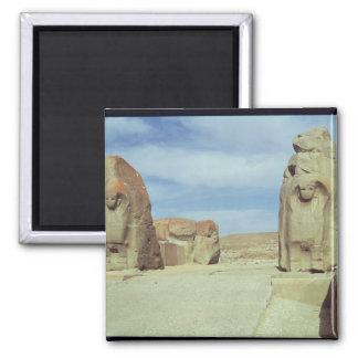 Sphinx gate, 1450-1200 BC Magnet