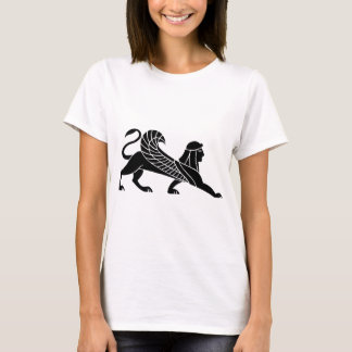 Sphinx, Greek relief design T-Shirt