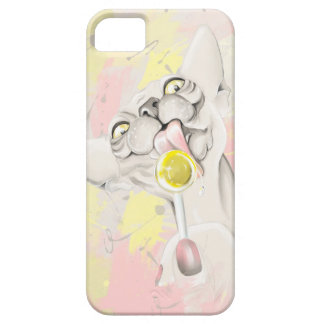 Sphinx lame el caramelo iPhone SE/5/5s case