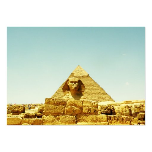 Sphinx Large Business Cards (Pack Of 100)