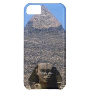 sphinx pyramid iPhone 5C case