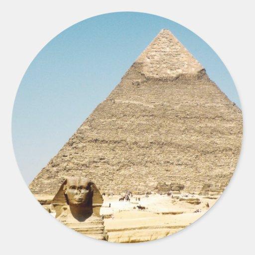 Sphinx Stickers