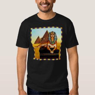 Sphinx with Golden Eyes Tee Shirt