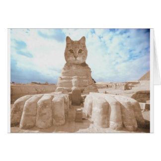 SphinxCat Tarjeton
