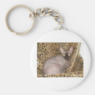 Sphynx Article Keychain