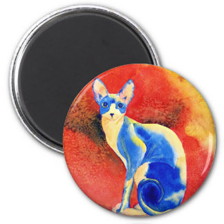Sphynx Cat #1 Magnet Refrigerator Magnet