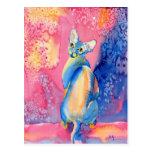 Sphynx Cat #2 Postcard