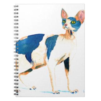 Sphynx Cat 5 Notebook