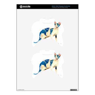 Sphynx Cat 5 Xbox 360 Controller Skins