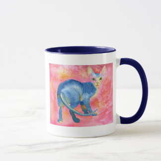 Sphynx Cat 7 Mug