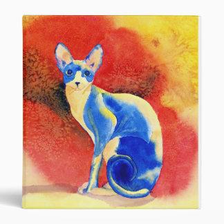 Sphynx Cat Binder