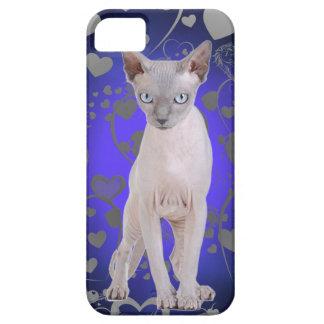 Sphynx cat iPhone 5 cases