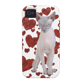 Sphynx cat case for the iPhone 4