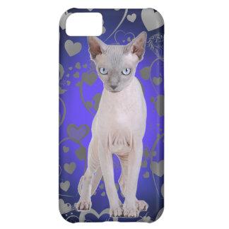 Sphynx cat iPhone 5C case