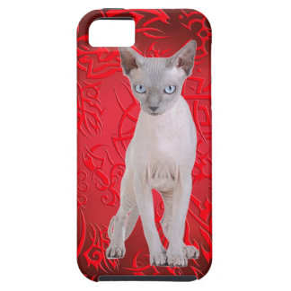 Sphynx cat iPhone 5 covers