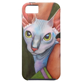 Sphynx Cat iPhone SE/5/5s Case