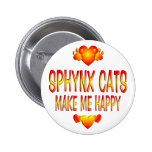 Sphynx Cat Pins