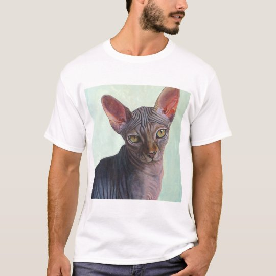 Sphynx Sphinx Cat Cats Sunitha T-Shirt