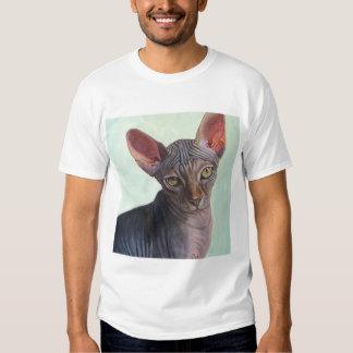 Sphynx Sphinx Cat Cats Sunitha Tee Shirt