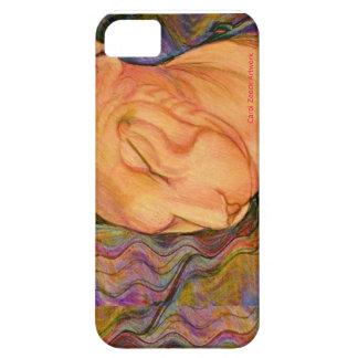 Sphynx's Day Dream by Carol Zeock iPhone SE/5/5s Case