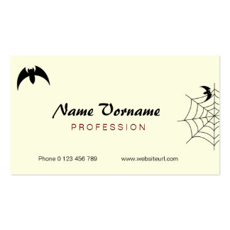 SPI that Business Card