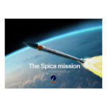 Spica mission poster