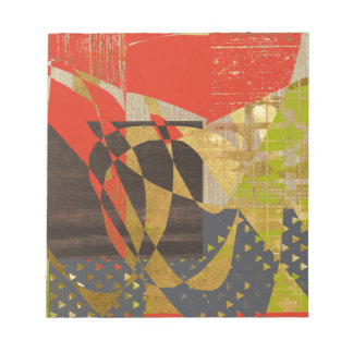 Spice Abstract Notepad