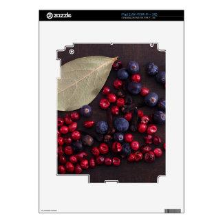 Spice Berries iPad 2 Skins