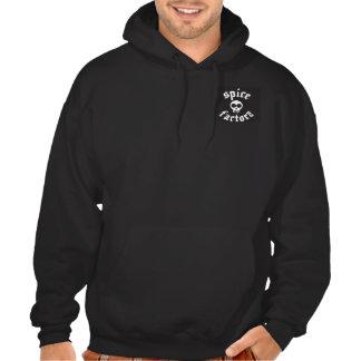spice factory skull hoodie