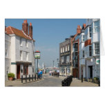Spice Island - Portsmouth Greeting Cards