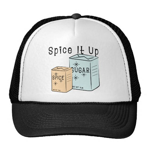 Spice It Up Hats