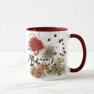 Spice of Life Ceramic Mug