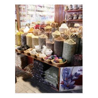 Spice Souk Dubai Postcard