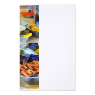 Spice Stand Stationery