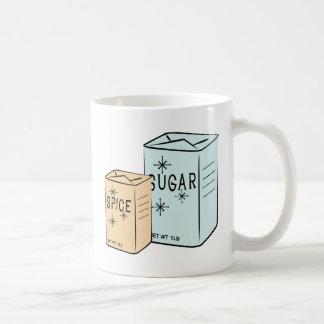 Spice Sugar Classic White Coffee Mug