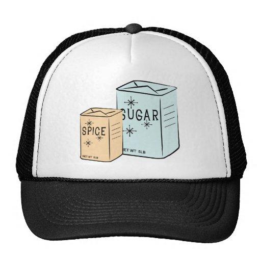 Spice Sugar Trucker Hats