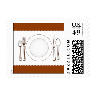 Spice Table Scape Postage