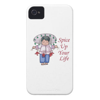 Spice Up Your Life iPhone 4 Covers