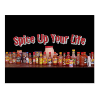 Spice Up Your Life Post Card