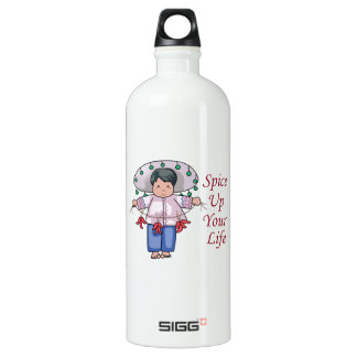 Spice Up Your Life SIGG Traveler 1.0L Water Bottle