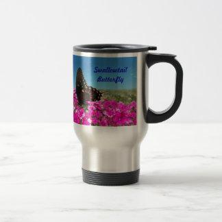 Spicebush Swallowtail Butterfly 15 Oz Stainless Steel Travel Mug