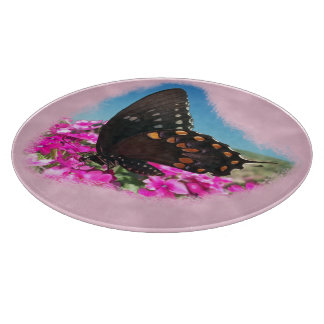 Spicebush Swallowtail Butterfly Cutting Boards