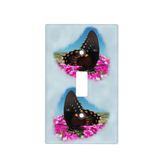 Spicebush Swallowtail Butterfly Switch Plate Covers